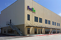 FedEx Distribution Center - Schertz, Texas